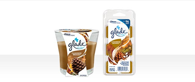 Buy 2: Glade® products coupon