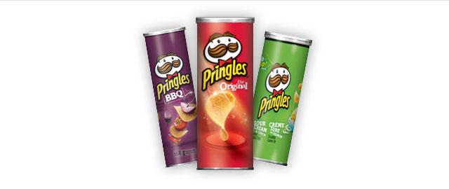 Pringles* coupon