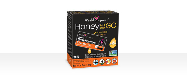 Wedderspoon® Manuka Honey on the Go  coupon