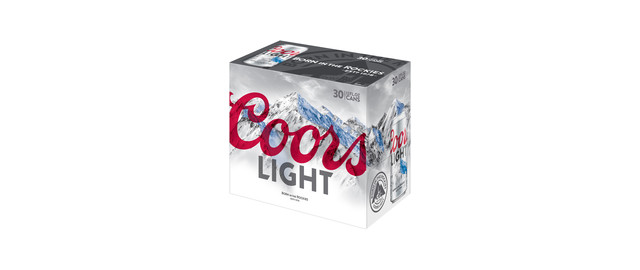 Lovely $3.00 Cash Back Coors Light 24 Pack Or 30 Pack $3.00 Cash Back Pictures Gallery