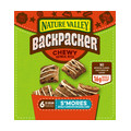 Wholesale Club_At Select Retailers: Nature Valley™ Backpacker™ Chewy Oatmeal Bites_coupon_21124
