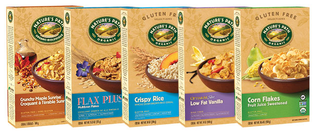 Nature's Path Cereal coupon