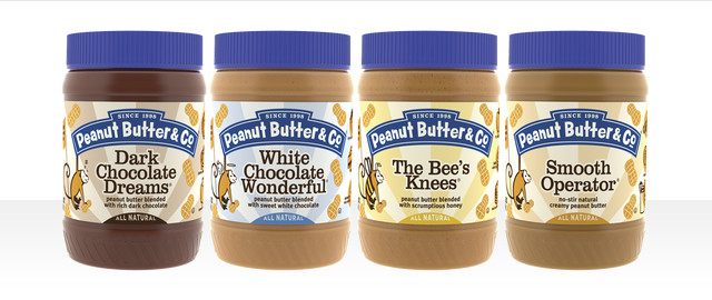 Peanut Butter & Co.® Peanut Butter coupon