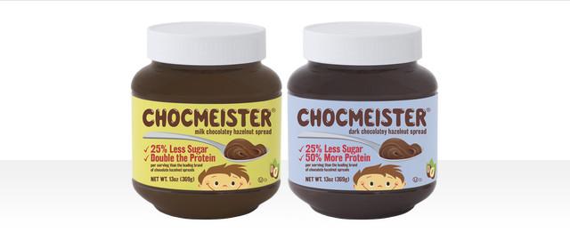 Chocmeister Chocolatey Hazelnut Spread coupon