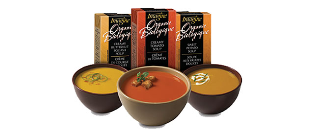 Imagine Organic Gourmet Soups coupon
