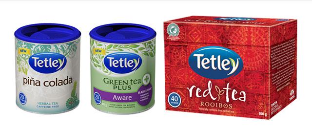 Tetley tea coupon