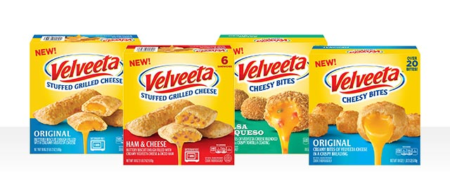 VELVEETA™ frozen snacks  coupon