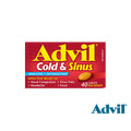 Pfizer Canada Inc._Advil® Cold & Sinus_coupon_19111