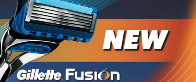 Gillette Fusion ProGlide + Free Xbox game coupon