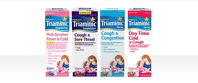 Triaminic® coupon
