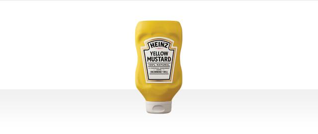 Heinz Yellow Mustard coupon
