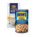 Save Easy_COMBO: BUSH'S Hummus Made Easy® + BUSH'S® Garbanzo Beans or Black Beans_coupon_17743