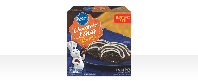 Pillsbury™ Chocolate Lava Mini Pies coupon