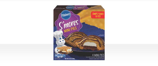 Pillsbury™ S'mores Mini Pies coupon