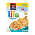 Michaelangelo's_Quaker® Life Vanilla cereal_coupon_17545