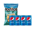 London Drugs_COMBO: Pepsi® mini cans + Tostitos® chips_coupon_18648