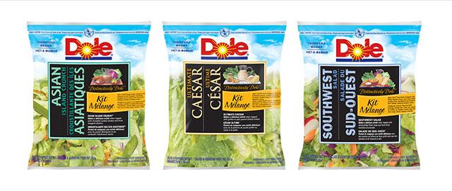 Dole Salads coupon