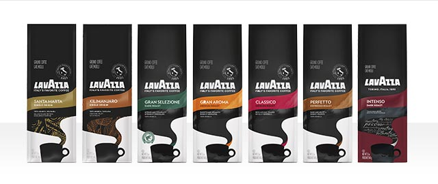 Lavazza Specialty Coffee Blends coupon