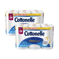 Food Basics_At Select Retailers: Buy 2: COTTONELLE® bath tissue_coupon_18240