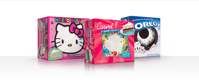 Carvel®, Oreo®, or Hello Kitty® Ice Cream cake   coupon