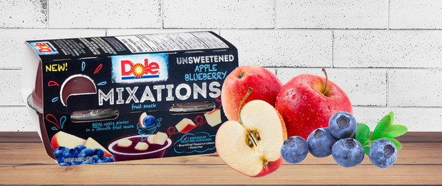 Dole Apple Blueberry Mixations coupon