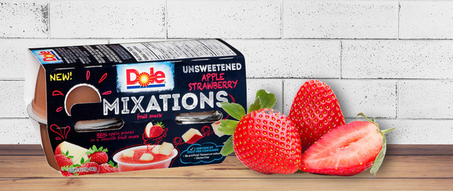 Dole Apple Strawberry Mixations coupon