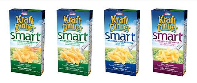 Buy 2: Kraft Dinner Smart coupon