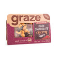 The Kitchen Table_At Select Retailers: Graze Deconstructed Dark Chocolate Cherry Tart snack_coupon_23497
