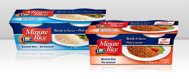 Minute Rice® Ready to Serve Cups coupon