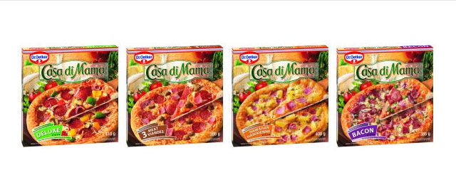 Dr. Oetker Casa di Mama pizza coupon