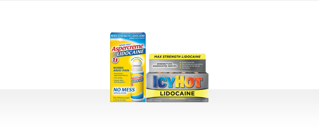 Icy Hot or Aspercreme coupon