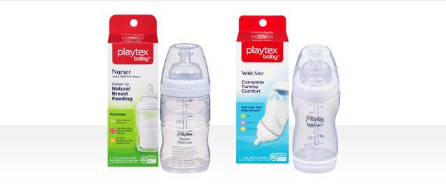 Playtex Baby™ Bottles coupon