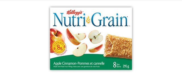 Kellogg's Nutri-Grain Cereal Bars coupon