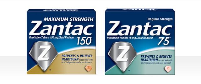 Zantac® coupon