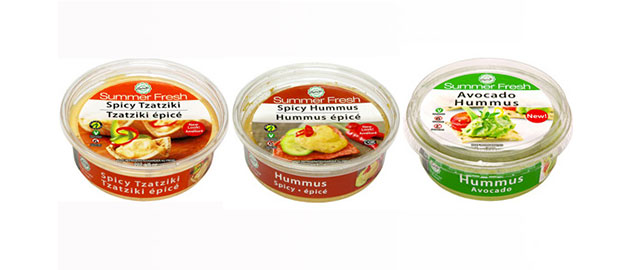Summer Fresh hummus and dips coupon