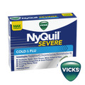 Highland Farms_At Target: Vicks® DayQuil™ or NyQuil™ caplets_coupon_23908