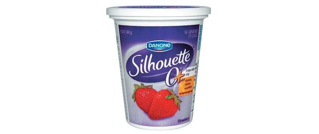 Danone Silhouette yogurt coupon