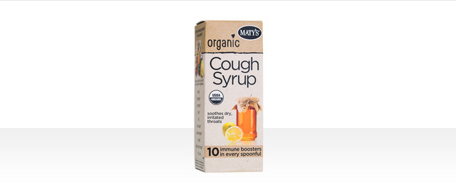At Select Retailers: Maty's Organic Cough Syrup coupon