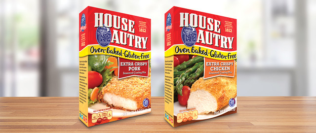 House-Autry Oven-Baked Gluten-Free Seasoned Coating Mix  coupon