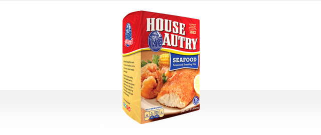 House-Autry Seafood Seasoned Breading Mix coupon
