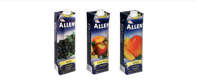 Allen's juice coupon