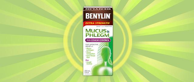 BENYLIN® coupon