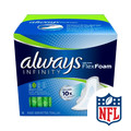 Key Food_Always® Infinity or Radiant Collection pads _coupon_21176