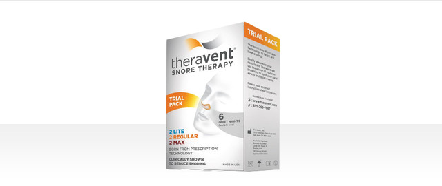 Theravent® Advanced Snore Therapy coupon