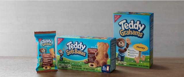 Teddy Grahams or Teddy Soft Bakes coupon