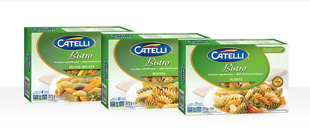 Buy 2: Catelli Bistro® pasta coupon