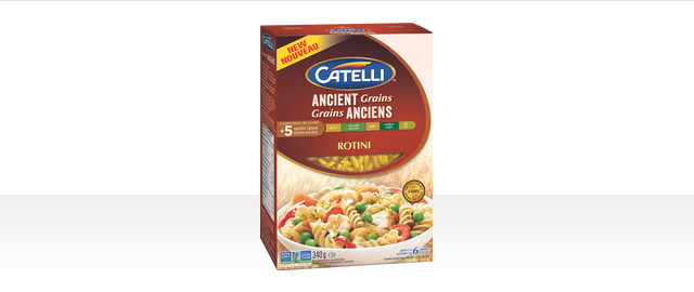 Buy 2: Catelli® Ancient Grains Pasta products coupon