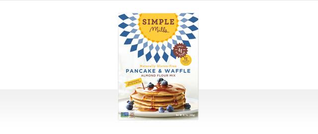 Simple Mills Pancake & Waffle mix coupon