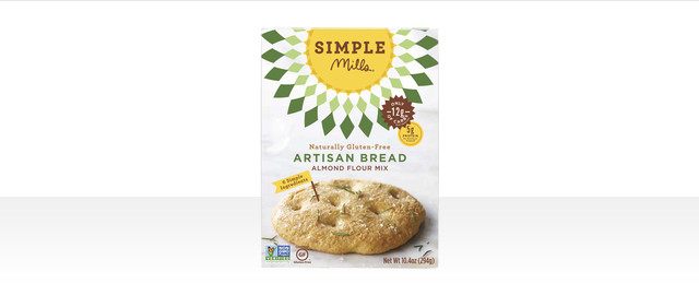 Simple Mills Artisan Bread mix  coupon