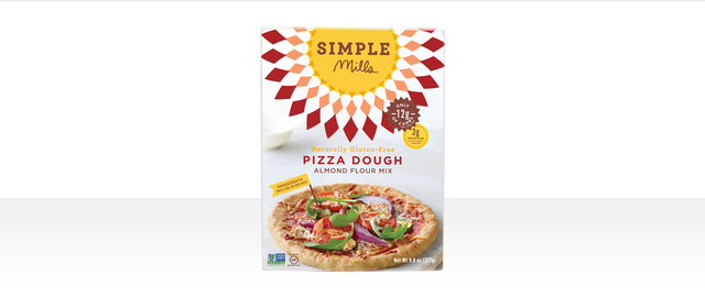Simple Mills Pizza Dough Mix  coupon